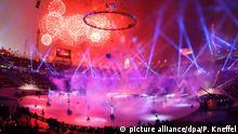 2018 Winter Olympic Games - Eröffnungsfeier