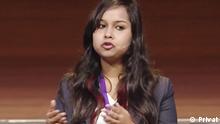 Sreerupa Chowdhur - Rechtsanwältin und Gründerin von Bribehacker.org