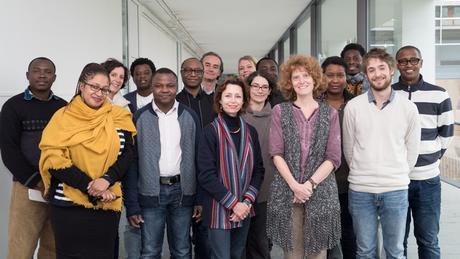 DW Gruppenbild Afrika Französisch