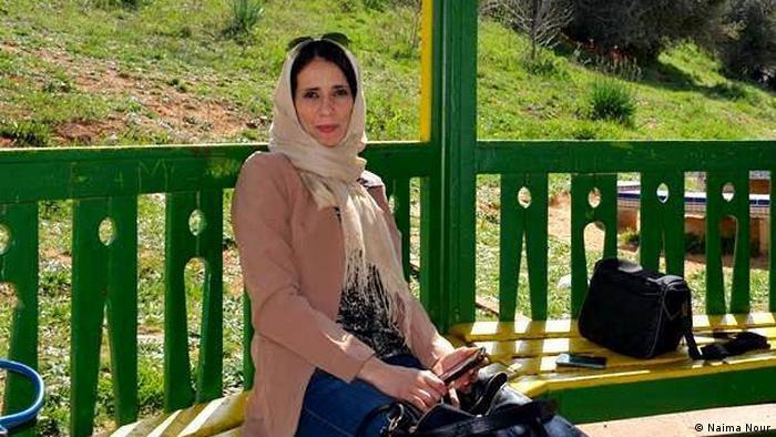 Algerien Internet Kriminalität - Leila Begacem
