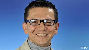 José Ospina-Valencia, periodista de Deutsche Welle.