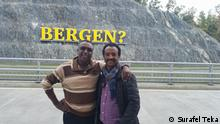 Artist Surafel Teka & Getenat eneyew on Europe Tour