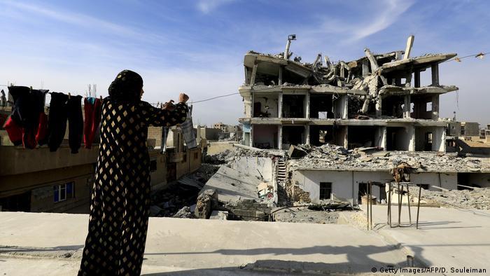 Syrien Alltag in Raqqa