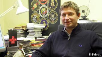 Ante Nazor, Historiker und Leiter des Kroatischen Memorial- und Dokumentarzentrums in Kroatien, Zagreb