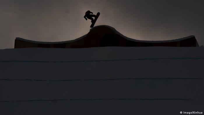 Olympische Winterspiele 2018 in PyeongChang | Snowboard (Imago/Xinhua)