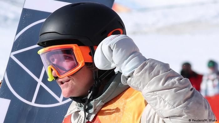 Olympische Winterspiele 2018 in PyeongChang | Snowboard - Redmond Gerard