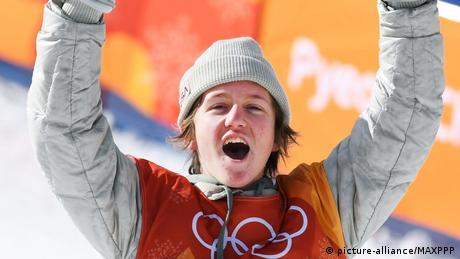 Olympische Winterspiele 2018 in Südkorea Snowboard Redmond Gerard (picture-alliance/MAXPPP)