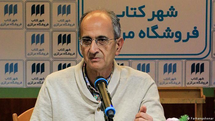 کاووس سیدامامی، استاد دانشگاه و مدیرعامل موسسه حیاتوحش میراث پارسیان که ادعا میشود در زندان خودکشی کرده است
