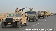 Ägypten Anti-Terror-Einsatz auf der Sinai Halbinsel