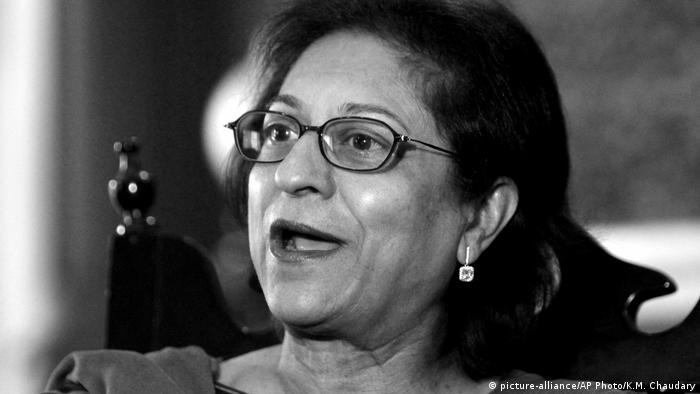 Asma Jahangir (picture-alliance/AP Photo/K.M. Chaudary)