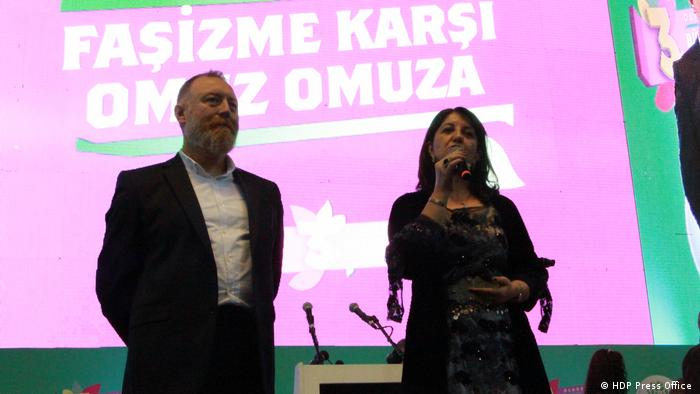 HDP Kongress Ankara Türkei (HDP Press Office )
