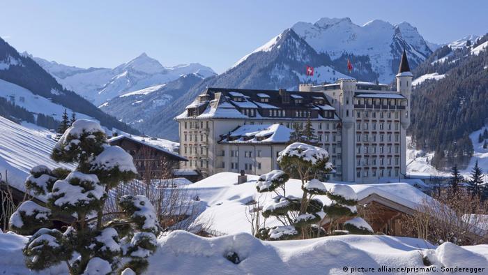 Schweiz Reportage Gstaat | Palace