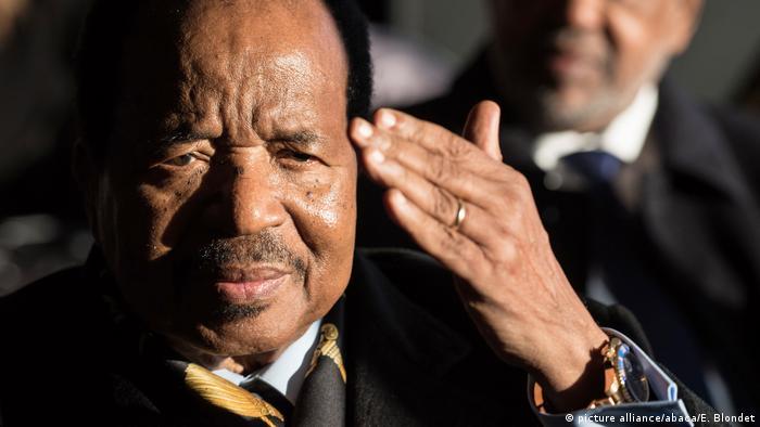 Cameroon's President Paul Biya has ruled since November 1982