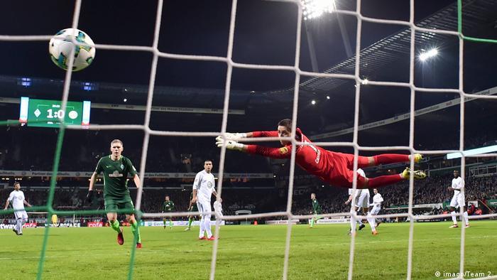Deutschland SV Werder Bremen v VfL Wolfsburg - Bundesliga (imago/Team 2 )
