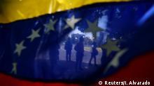 Symbolbild venezolanische Protestierende