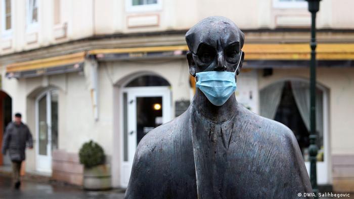 Bosnien-Herzegowina Luftverschmutzung in Tuzla