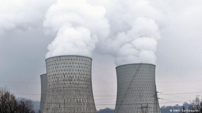 Bosnien-Herzegowina Luftverschmutzung in Tuzla (DW/A. Salihbegovic )