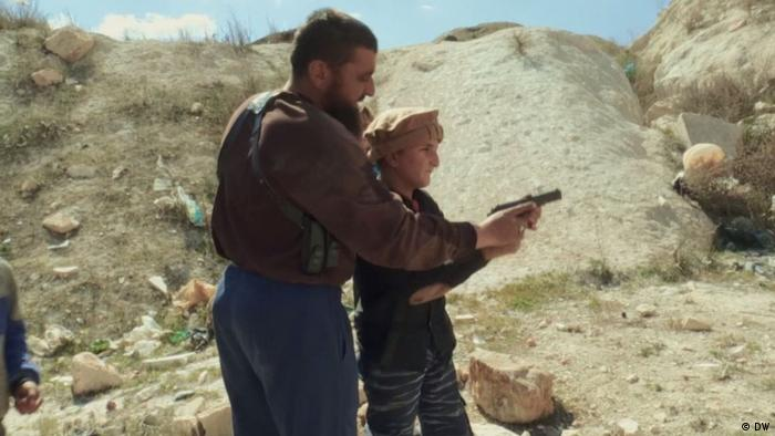 Screenshot DW-Video Kinder des Kalifats (DW)