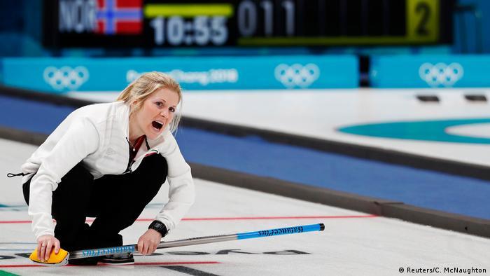 Olympische Winterspiele 2018 in PyeongChang | Curling