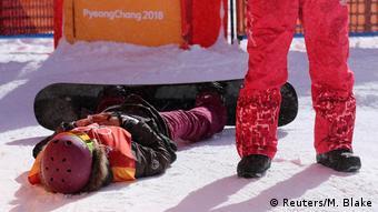 Olympische Winterspiele 2018 in PyeongChang | Slopestyle -Frauen
