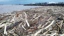 Samoa Zyklon Gita