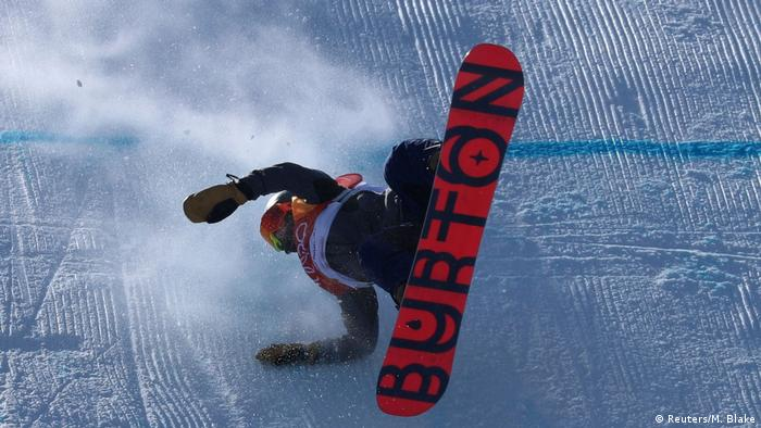 Olympische Winterspiele 2018 in PyeongChang | Slopestyle -Frauen (Reuters/M. Blake)