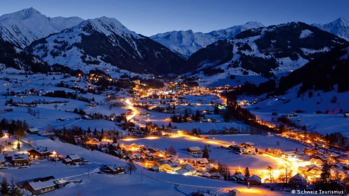 Schweiz - Gstaad