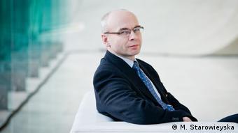 Professor Dariusz Stola, Direktor des Museums der Geschichte der polnischen Juden (M. Starowieyska)