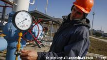 Ukraine Myrn - Gazprom