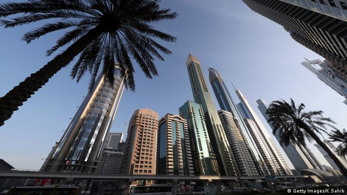 Dubai, Gevora Hotel