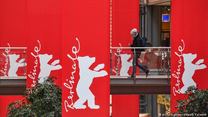 Deutschland - Vorbereitungen zur Berlinale (picture-alliance/dpa/J. Kalaene)