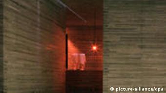 Vals spa in Switzerland designed by Zumthor