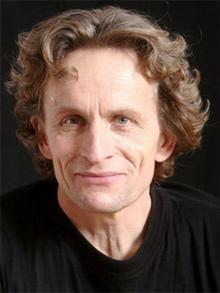Der Schauspieler Gregor Höppner