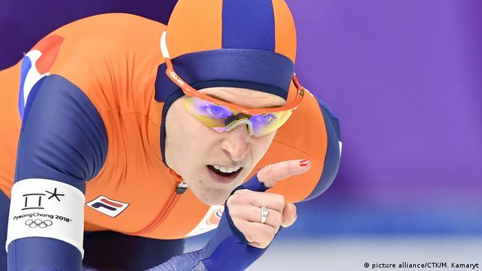 Pyeongchang 2018 Olympische Winterspiele Eisschnelllauf Ireen Wust