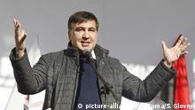 Ukraine Micheil Saakaschwili