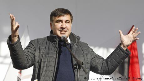 Саакашвілі хоче повернутися в Україну