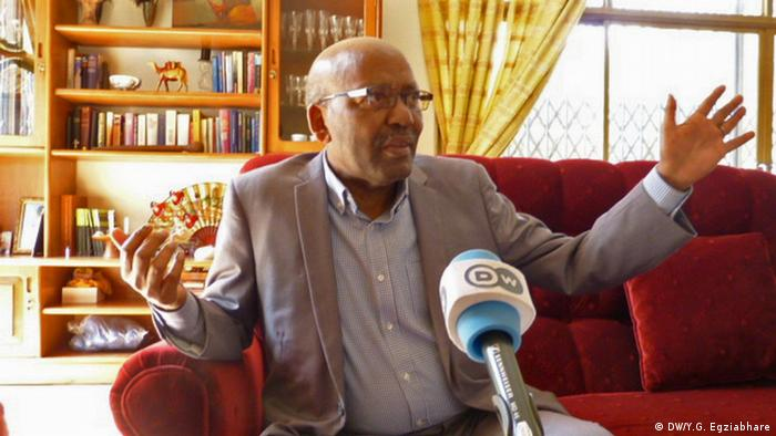 Äthiopien Negaso Gidada