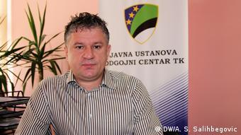 Jugendkriminalität in Bosnien und Herzegowina | Denis Husic (DW/A. S. Salihbegovic)