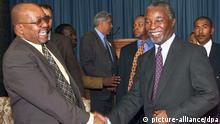 Südafrika historische Bilder zu Jacob Zuma
