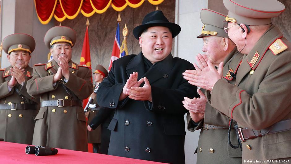 Ким ѝ се заблагодари на Јужна Кореја