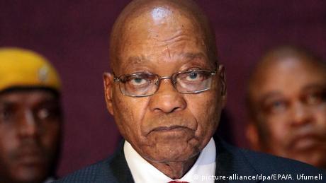 У ПАР вирішили змістити президента Джейкоба Зуму
