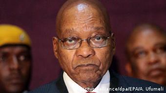 Südafrika Jacob Zuma