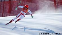 Pyeongchang 2018 Winter Olympia Ski Men's Alpine Combined (Reuters/C. Hartmann)