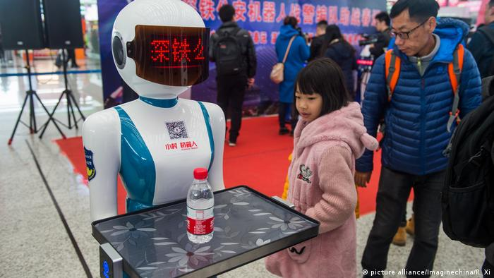 Frühlingsfest in China (picture alliance/Imaginechina/R. Xi)