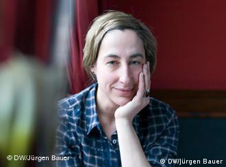 Юдит Германн - одна з найвідоміших в Україні сучасних німецьких письменниць