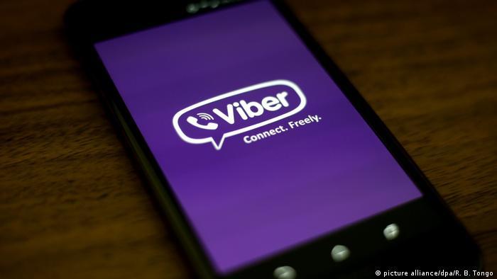 Мессенджер Viber