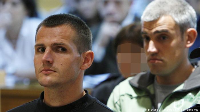 Prozeß wegen ETA-Anschlag auf Flughafen in Madrid (picture alliance/dpa/S. Barrenechea)