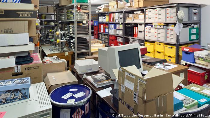 Riefenstahl-Nachlass an Berliner Stiftung