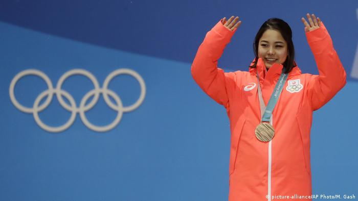 Pyeongchang 2018 Olympische Winterspiele Skispringen (picture-alliance/AP Photo/M. Gash)