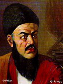 مختومقلی فراغی، شاعر ترکمن ایرانی که زادگاهش در حاجی قوشان، شمال ایران قرار دارد